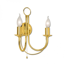Lis Lighting kinkiet Retro 0283K