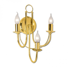 Lis Lighting kinkiet Retro 0283K/3